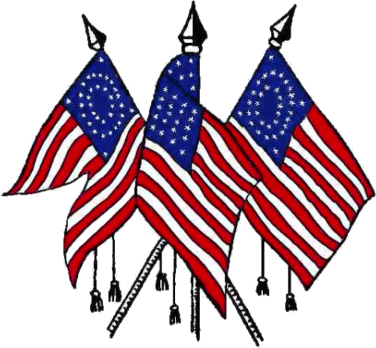 United States History Png - File:Flags of the United States of America in the American Civil War.png
