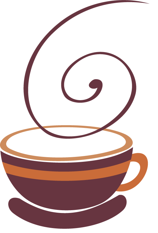 Steaming Coffee Mug Png - File:GLAM coffee cup transparent.png