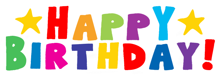 Happy Birthday Png - File:Happy Birthday!.png