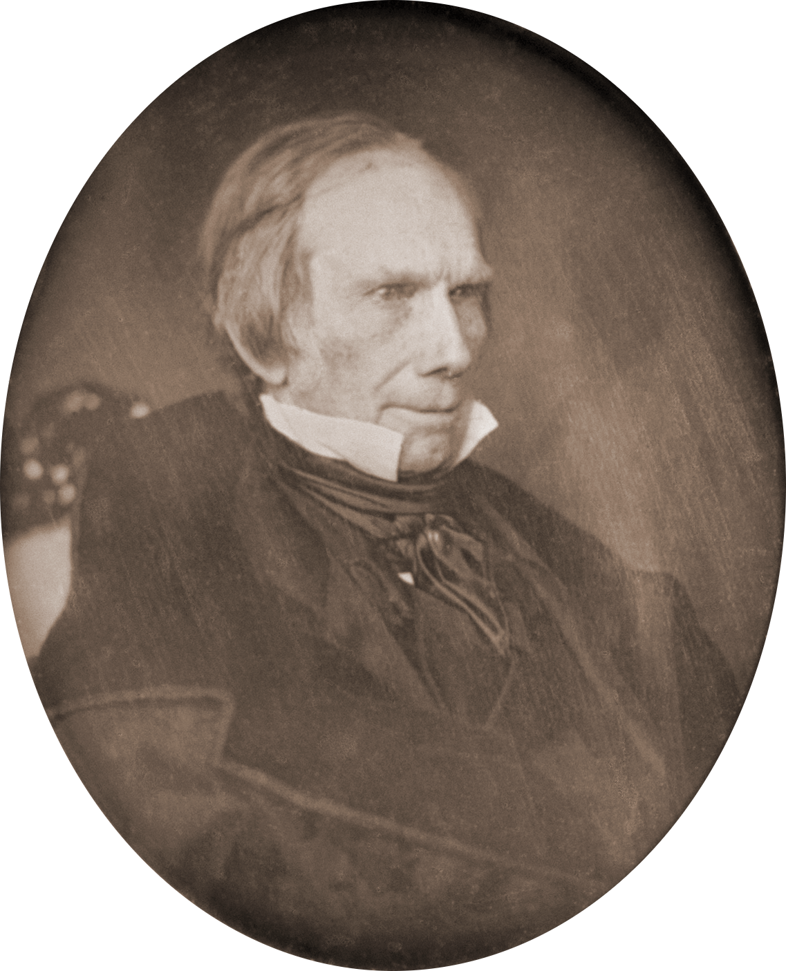 Henry Clay Png - File:Henry Clay by Marcus Root, 1848.png - Wikimedia Commons