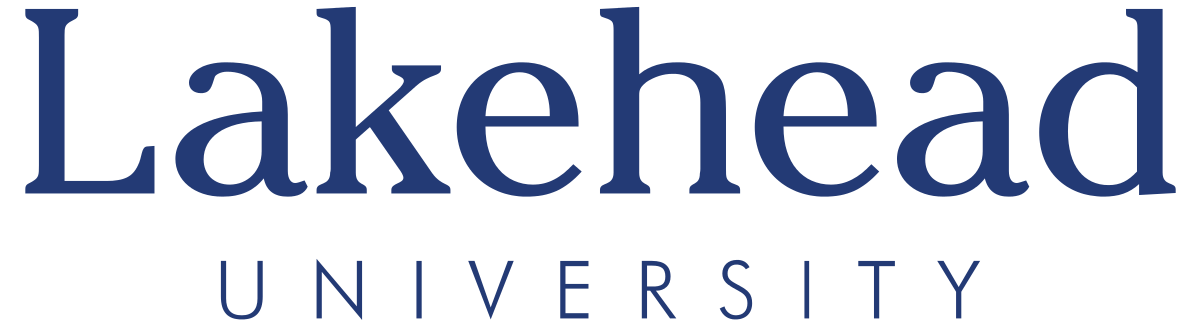 Lakehead University Png - File:Lakehead University wordmark.svg - Wikimedia Commons