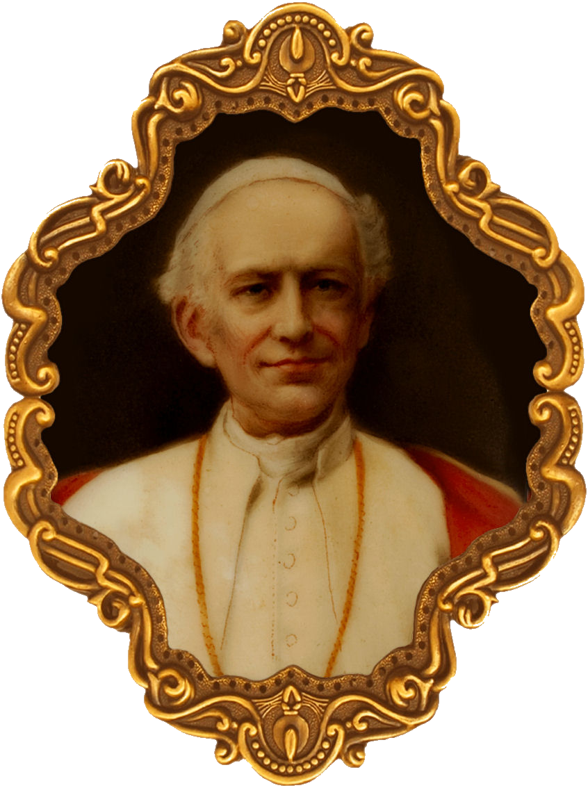 Pope Leo Xiii Png - File:Leo13.png - Wikimedia Commons