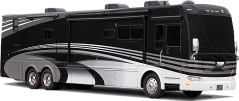 Recreational Vehicle Png - File:Luxury Motorhomes Class A Diesel Pusher 45 Foot Tag Axle RV ...