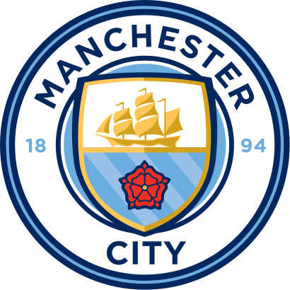 Manchester City Fc Png - File:Manchester City FC badge.svg - Wikipedia