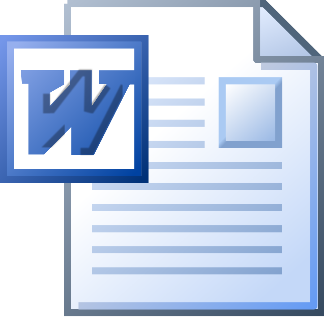 Word Doc Icon Png & Free Word Doc Icon.png Transparent Images #146643 -  PNGio