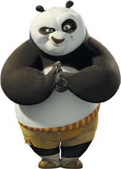Kung Fu Panda Png - File:Po from DreamWorks Animation's Kung Fu Panda.png
