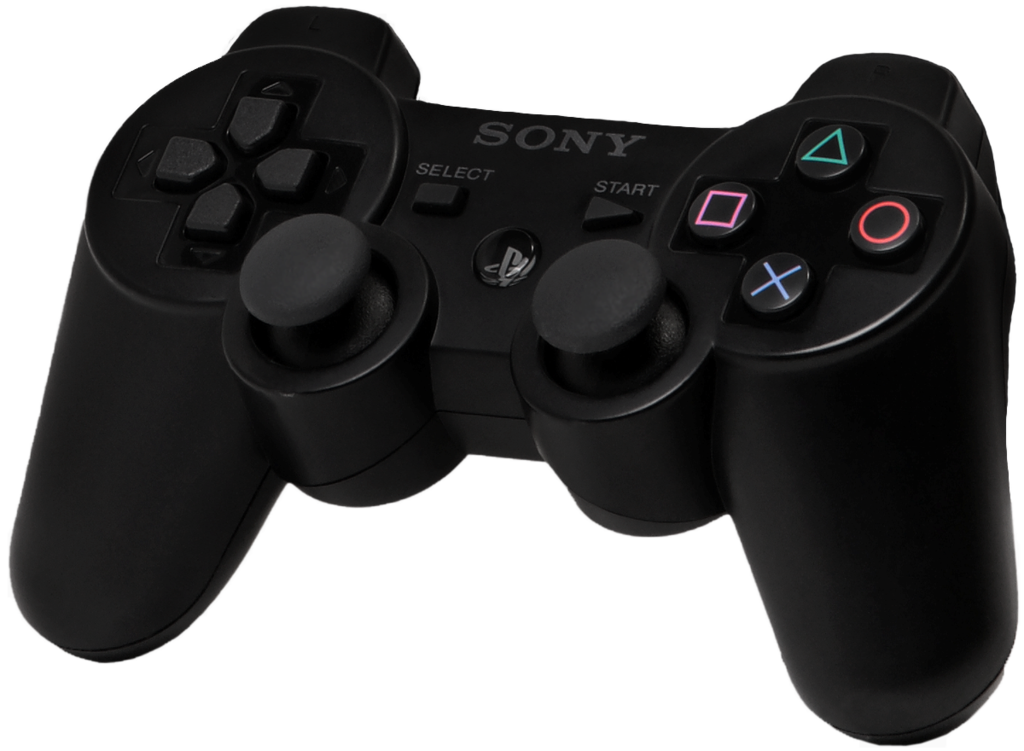 Ps3 Gamepad Png - File:PS3 controller.png - Wikimedia Commons
