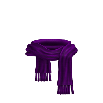 Scarf Png - File:Purple Scarf.png