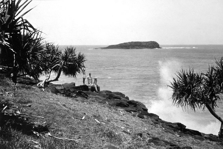 Tweed Shire Png - File:Queensland State Archives 1932 View of Cook Island from ...
