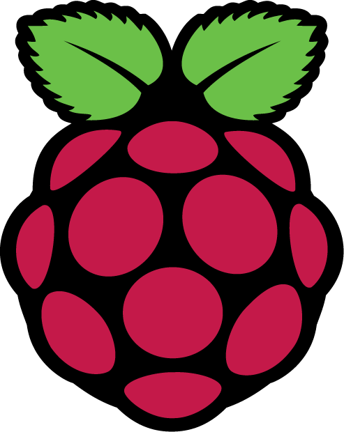 Raspberry Pi Logo Png - File:RPi-Logo-SCREEN.png - Wikimedia Commons