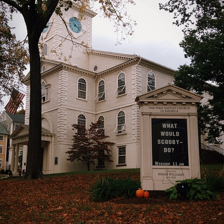 First Baptist Church In America Png - File:The First Baptist Church.png - Wikipedia