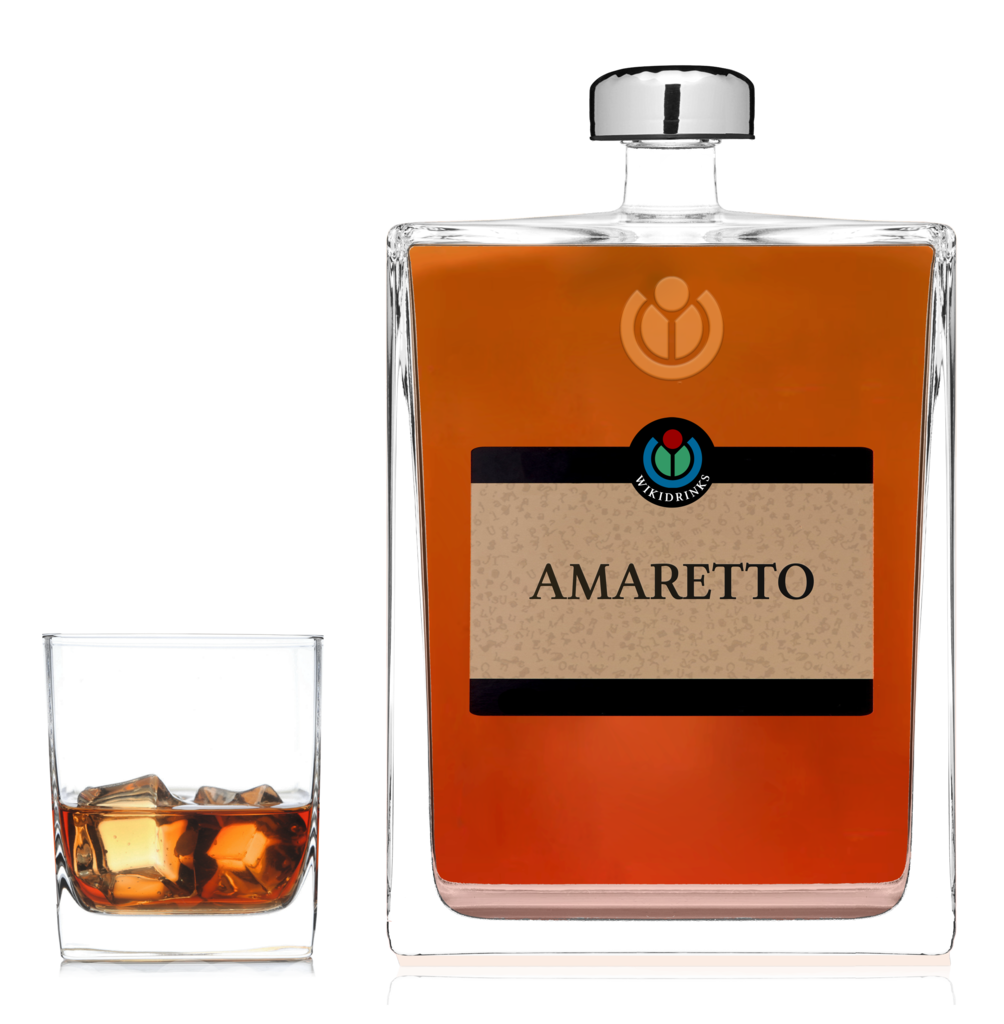Amaretto Png - File:Wikidrink Amaretto.png - Wikimedia Commons
