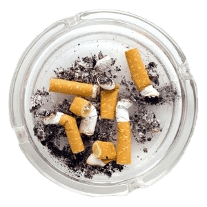 Ashtray Png - Filled Ashtray transparent PNG - StickPNG