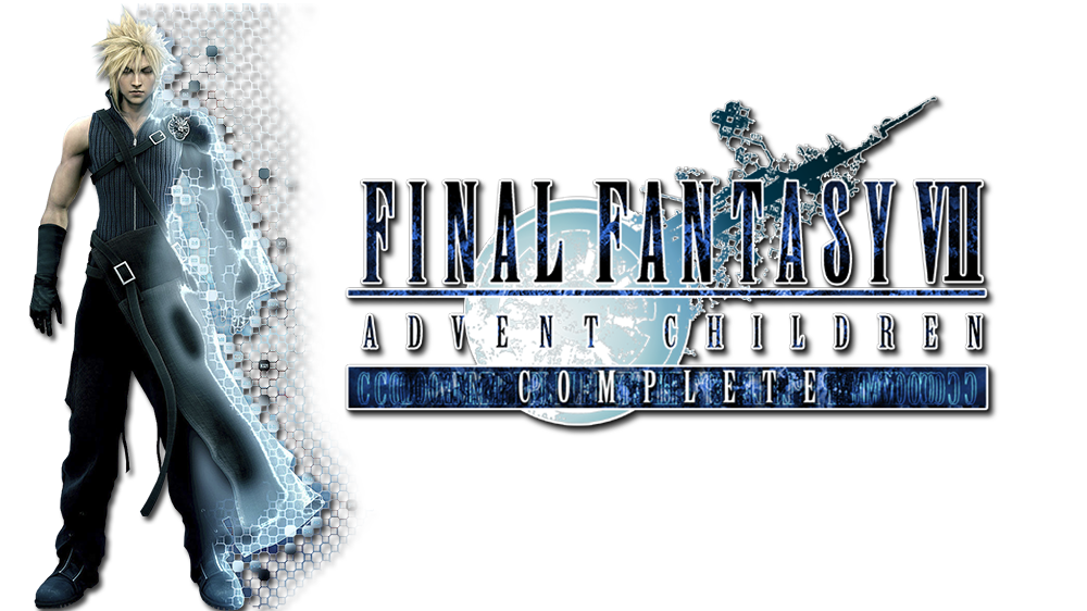 Final Fantasy Advent Children Png Free Final Fantasy Advent