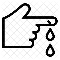 Finger Cut Icon Png Png Images Pngio