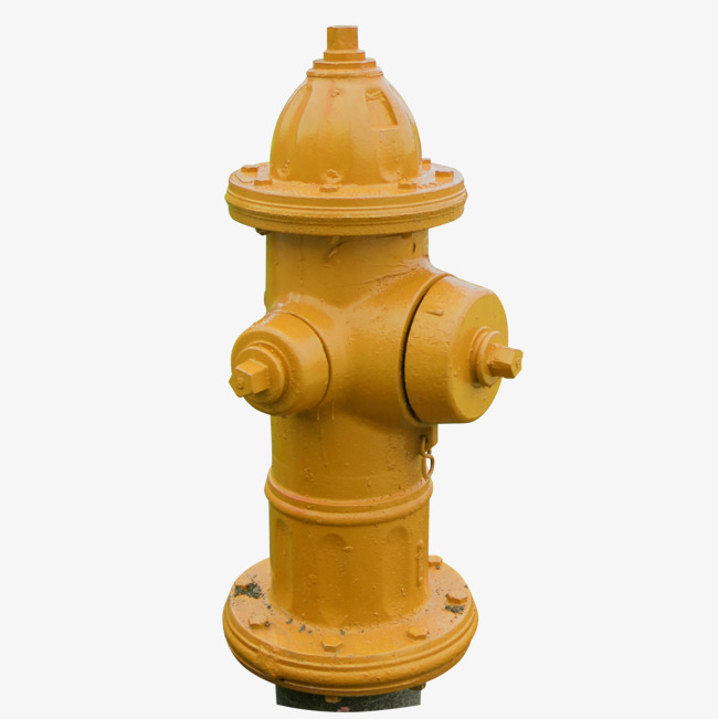 Fire Hydrant Png Free - Fire Hydrant, Firefighting, Yellow, Safety PNG Image and Clipart ...