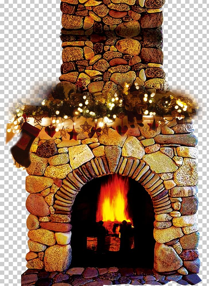 Living Room With Fireplace Png - Fireplace Wood-burning Stove Chimney Living Room PNG, Clipart ...