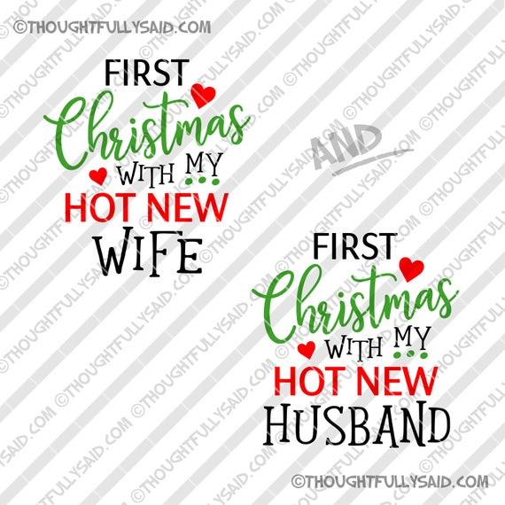 First Christmas With My Hot New Wife And 1704284 Png Images Pngio