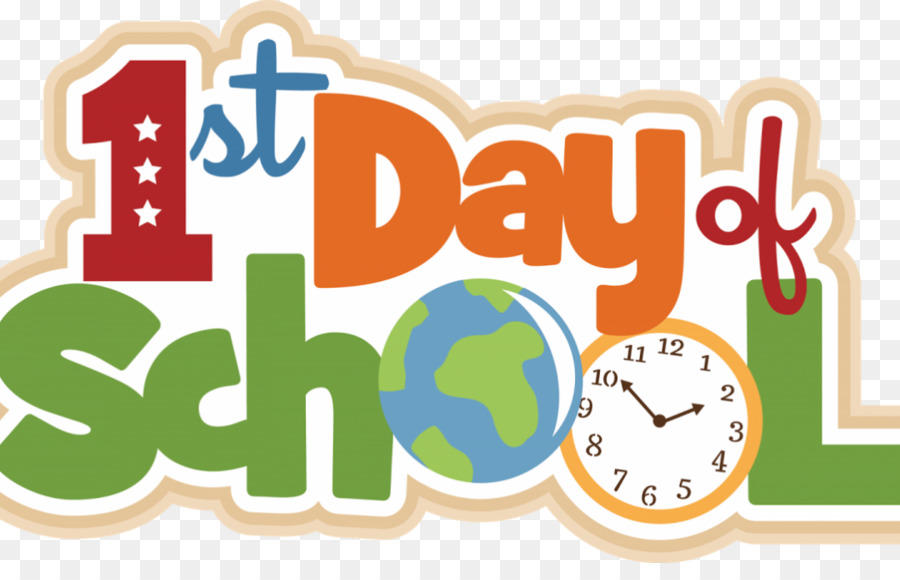 First School Png - First Day Of School png download - 1080*675 - Free Transparent ...