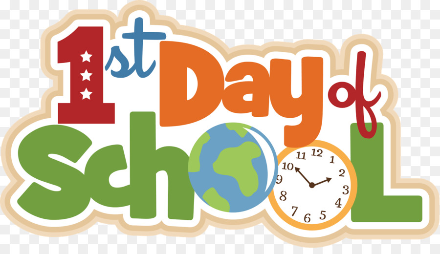 First Day Of Fall Png - First day of school Student Day school Clip art - first png ...