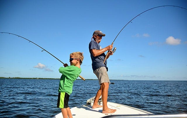 Fishing - Fish Finder fishing report from Byron Stout: July 19 - NBC2 News