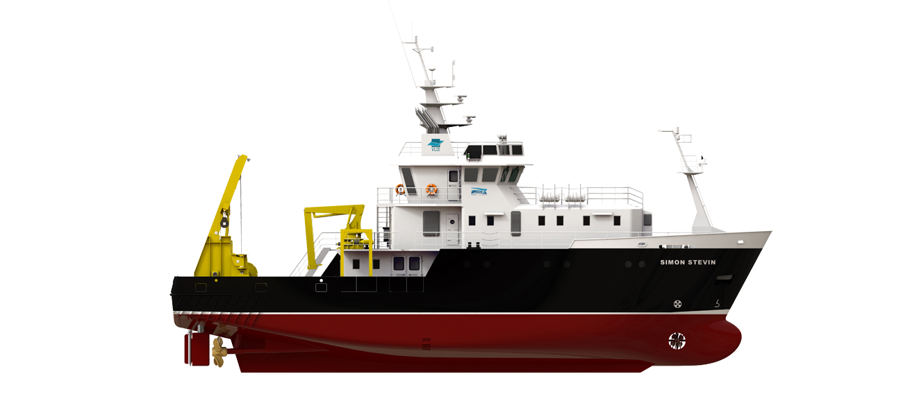 Simon Stevin Png - Fishery Research Vessel for various purposes