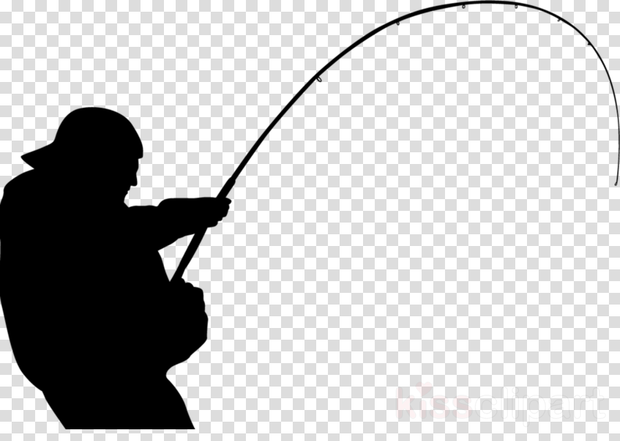 Fishing Silhouette Png - Fishing, Illustration, Silhouette, transparent png image & clipart ...