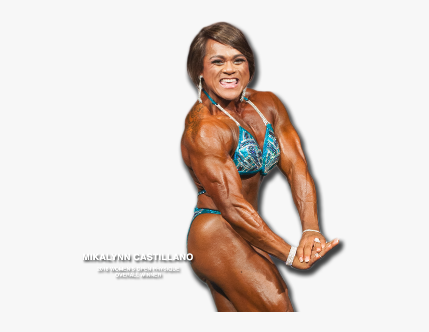 Female Bodybuilding Png - Fitness And Figure Competition Body Man Bodybuilding - Female ...