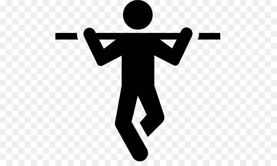 Pullup Png - Fitness Cartoon png download - 540*540 - Free Transparent Pullup ...
