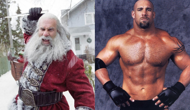 Santa Claus Wrestling Png - Five of the Craziest Acting Roles Played by Wrestlers