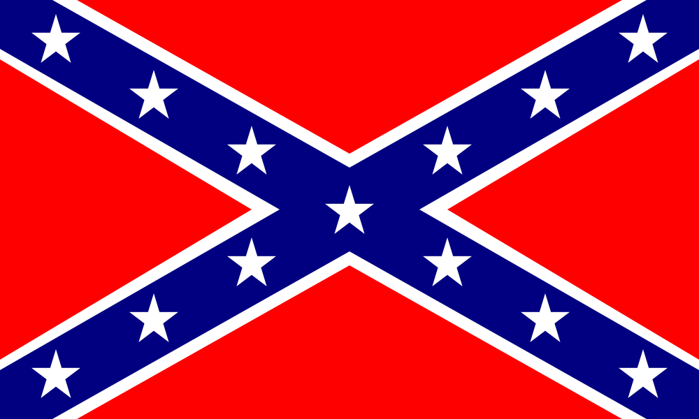 Confederate Png - Flag Confederate PNG