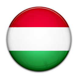 Flag Of Hungary Png - Flag Of Hungary Icon - World Flags Orbs Icons - SoftIcons.com