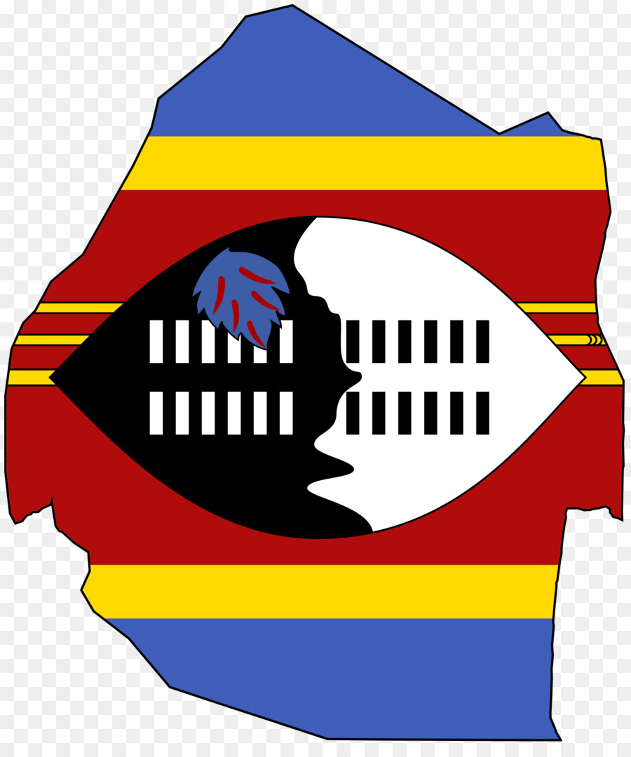 Swaziland Png - Flag of Swaziland National flag Swazi people - Flag png download ...