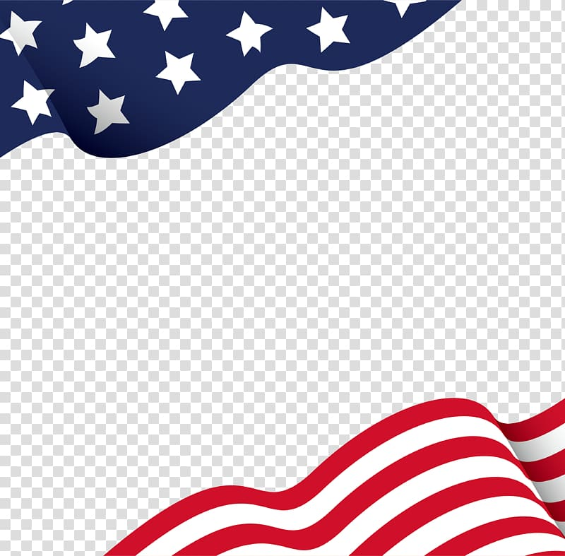 Free American Flag Clipart Transparent Background, Download Free Clip Art,  Free Clip Art on Clipart Library