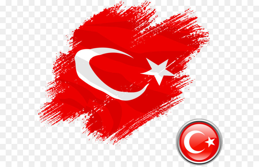 Flag Of Turkey Vector Turkish Flag Png 207410 Png