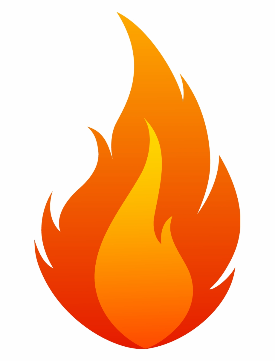 Fire Clip Art Png - Flame, Fire 02 Png - Vector Fire Flame P #701768 - PNG Images - PNGio