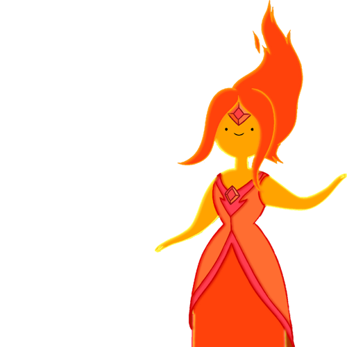 Flame Princess Png - Flame Princess Png by KikoIsAwesome on DeviantArt