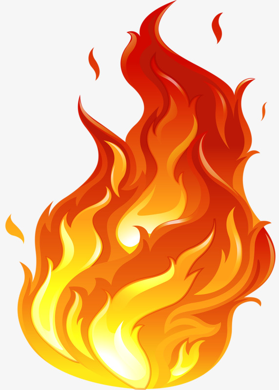 Flames Clipart Png 1 Clipart Station 891262 Png Images Pngio