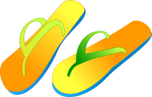 Cartoon Flip Flops Png - Flip flop clipart cartoon, Picture #44728 flip flop clipart cartoon