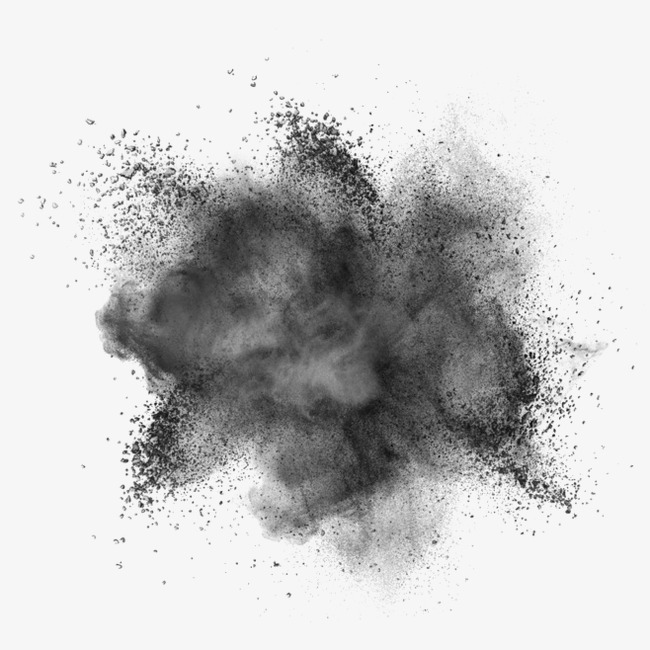Dust Png - floating black dust, Smoke, Black, Dust PNG Image and Clipart