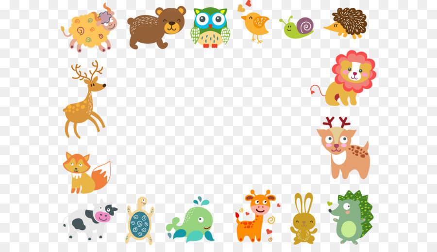 Vector Animals Png - Floral Pattern Background png download - 1255*977 - Free ...