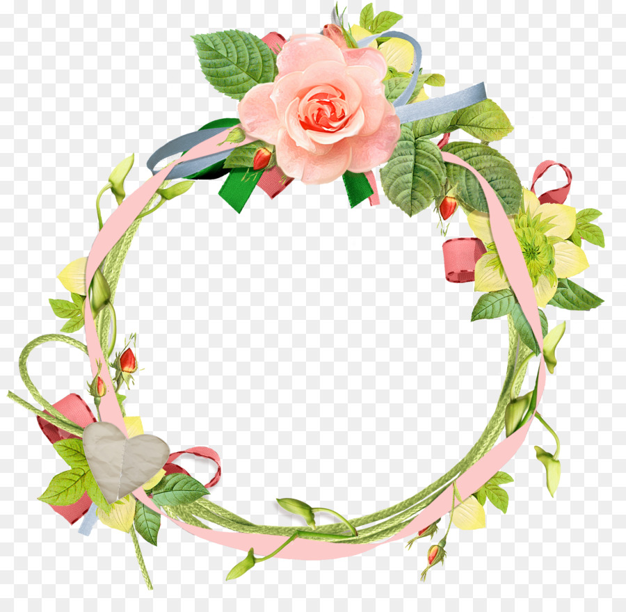 Floral Circle Png Free Floral Circle Png Transparent Images