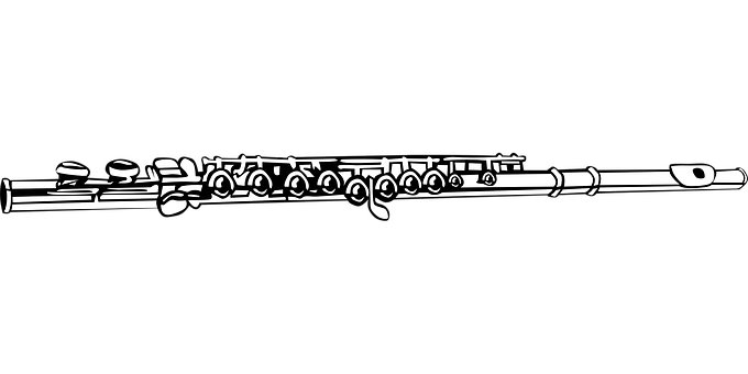 Flute, Music, Musical, Instrument, Jazz #94836 - PNG Images - PNGio