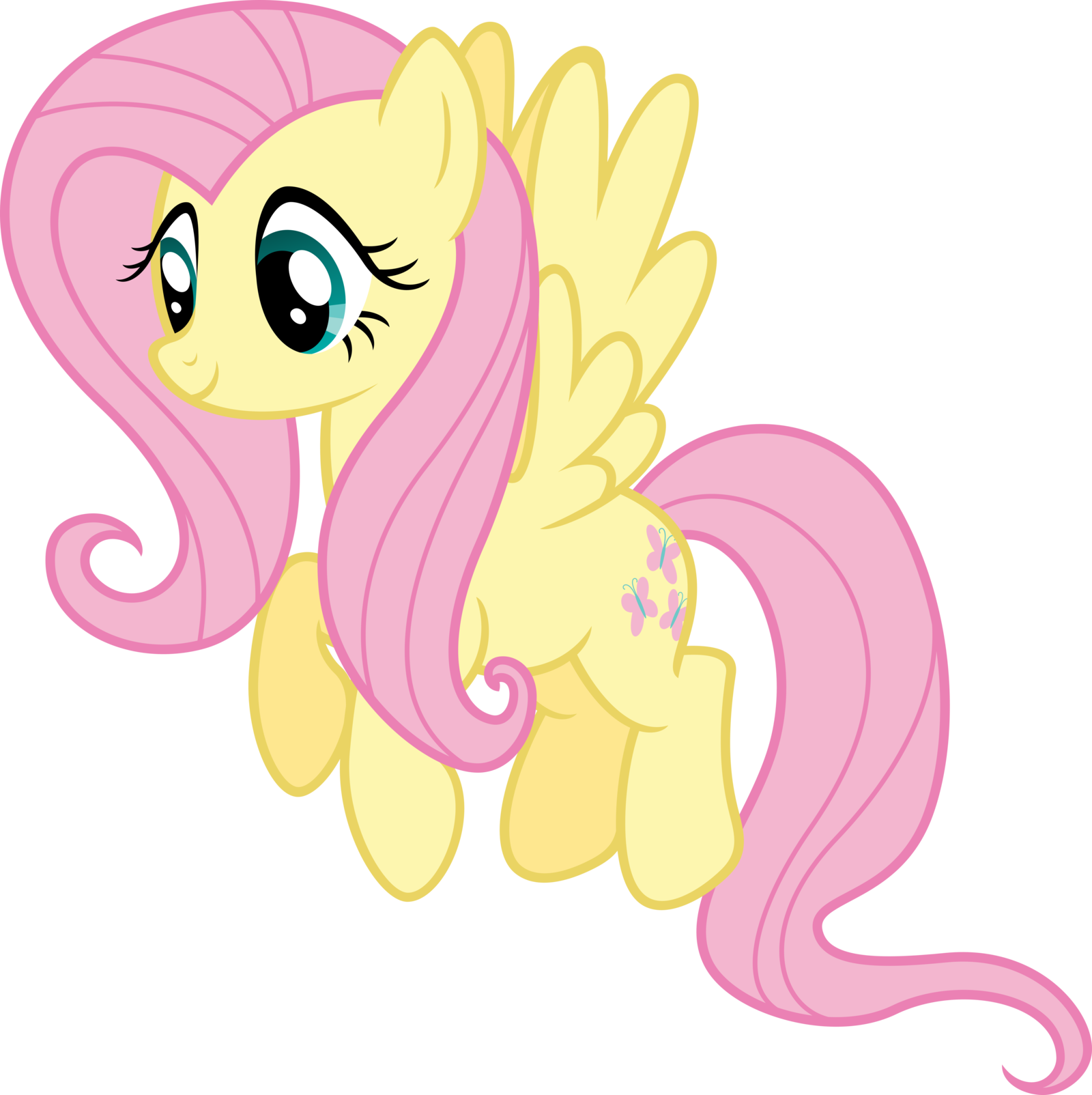 Pony Fluttershy Png Free Pony Fluttershy Png Transparent Images 30724 Pngio