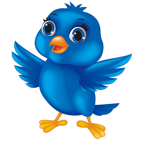 Flying Bird Cartoon Clipart Free Downl 461860 Png Images Pngio