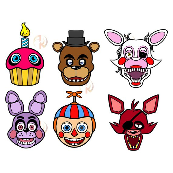 Fnaf Clipart - Fnaf Clipart (92+ images in Collection) Page 2