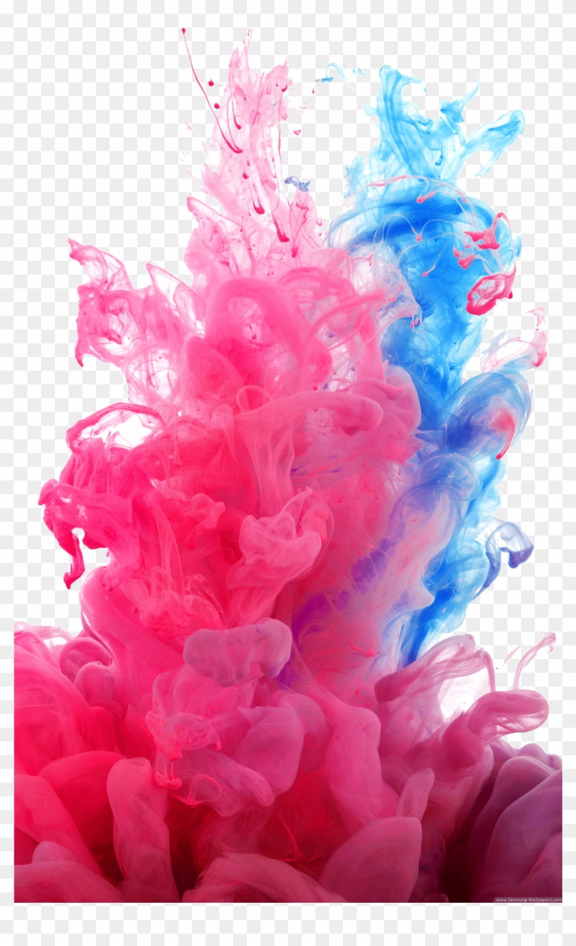 Pink Png Hd - Fog - Blue And Pink Smoke Background, HD Png Download (#603072 ...