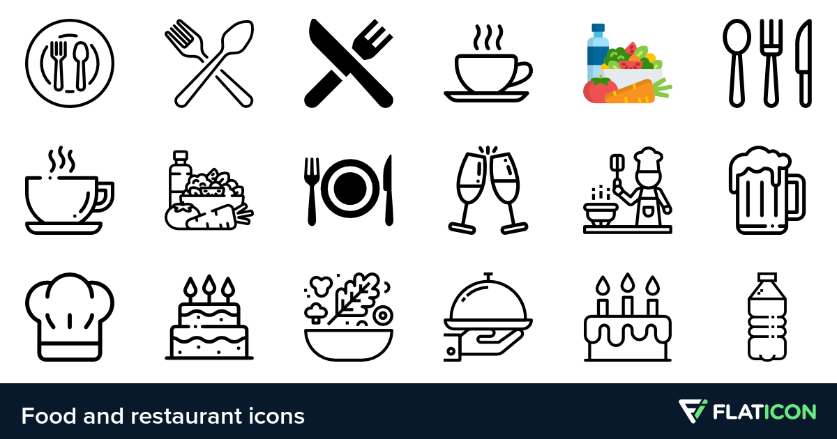 Word Food Png Background Removed - Food and restaurant Icons - 146,907 free vector icons