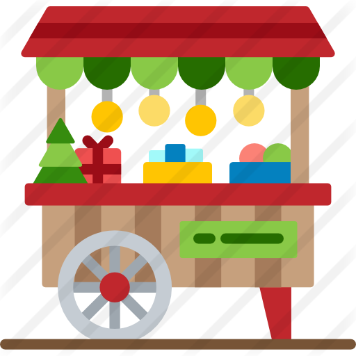 Food Stand Png - Food stand - Free food icons