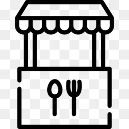 Food Stand Png - Food Stand PNG - food-stand-black-and-white food-stand-and-coffee ...